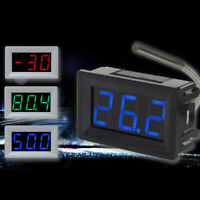 FA- Industrial Thermocouple Digital LED Temperature Thermometer Panel Meter US B