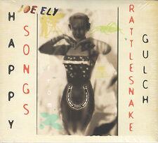 Happy Songs from Rattlesnake Gulch by Joe Ely (CD, Rack 'Em) Road Songs/Sealed!
