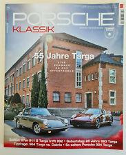 Porsche Klassik Sonderheft  55 Jahre Targa  Zustand sehr gut
