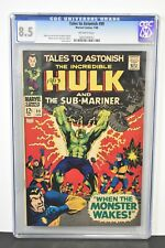 Tales to Astonish #99 (1968) CGC Graded 8.5 ~ Stan Lee Story ~ Dan Adkins Cover