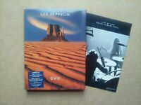 Led Zeppelin - Live Rock Music Concerts - Robert Plant, Jimmy Page (2 Disc DVD)