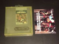 Where in Time is Carmen Sandiego w/Manual & Case Nintendo Nes Authentic