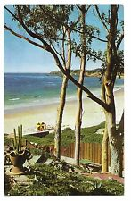 UNION OIL COMPANY'S SCENES OF THE WEST,LAGUNA BEACH ,CA. POSTCARD,ROYAL 76 GAS