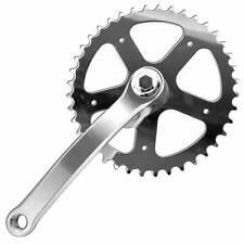 PROWHEEL Plato y bielas Singlespeed BMX fixed 165mm 40 dientes bici bicicleta