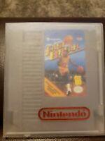 Magic Johnson's Fast Break (Nintendo NES) Game Tested, W/ Protective Case!