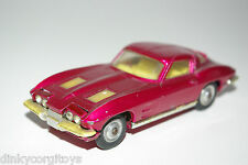 CORGI TOYS 310 CHEVROLET CORVETTE STINGRAY VERY NEAR MINT CONDITION