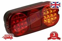 JCB 2CX 3CX 4CX Rear Lamp LED Light 700/50024 Brake Indicator Backhoe Digger