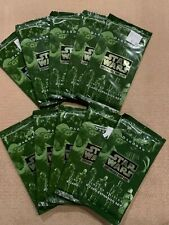 Star Wars CCG Dagobah Limited Edition Booster (10 Packs) Factory Sealed