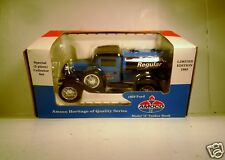 FORD 1929 MODEL A AMOCO REGULAR LIBERTY CLASSIC DIECAST BLUE