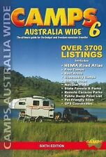 CAMPS AUSTRALIA WIDE 6 Over 3700 Listings Travelling Camping Caravan Parks Rest