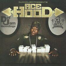 Gutta [Clean] by Ace Hood (CD, Nov-2008, Def Jam (USA))