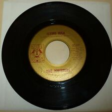 NORTHERN SOUL 45 RPM RECORD - THE WHISPERS - SOUL CLOCK 107