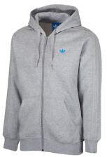 adidas Originals Classic Trefoil Hoodie Full Zip Hoody Jumper Sweater Top