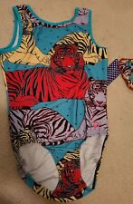 Plum Practicewear NWT AXL Tigress Traditional Leotard