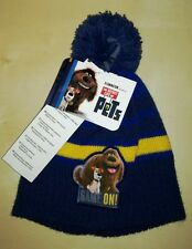 Cappello bambino the secret life of pets illumination cappello invernale nuovo