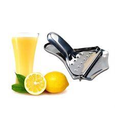 Juicer Fruit Lemon Lime Orange or Squeezer Citrus Juicer Tools Manual Hand Press