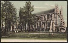 Winchester. Winchester Cathedral 1906 Posted FGO Stuart Postcard