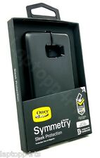 Genuine Otterbox Symmetry Shockproof Case Cover per Samsung Galaxy Note Nero 7