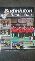 Badminton Rundschau Nr. 6 v. 05.06.2011