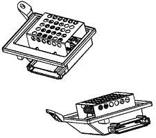 MERCEDES VIANO W639 3.0D Heater / Blower Resistor Rear 2006 on OM642.990 Hella