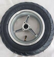 RIM95  FRONT 90/65-6.5 MINI MOTO RIM WITH TYRE TIRE SEMI SLICK 49CC MINI MOTO