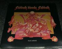 Black Sabbath: Sabbath Bloody Sabbath. UK 1ST PRESS Vinyl LP WWA005 Rock EX/EX