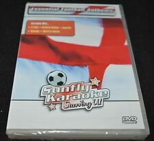 Essential Football Anthems SunFly Karaoke Starring You ! Karaoke Hits (D0205)