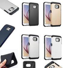 Housses et coques anti-chocs métallique en silicone, caoutchouc, gel pour téléphone mobile et assistant personnel (PDA)