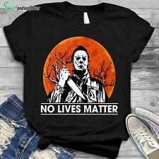 Jason No lives matter Halloween unisex shirt