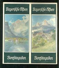 Bayerische Alpen Berchtesgaden 1928