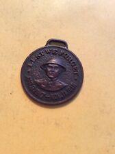 Exonumia: World War I Casualties Medal - Lest We Forget (429-17)