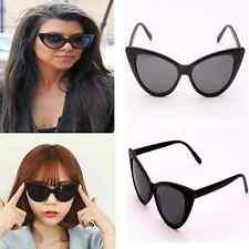 Women's Classic Cat Eye Outdoor Glasses Fashion Shades Vintage Retro Sunglasses