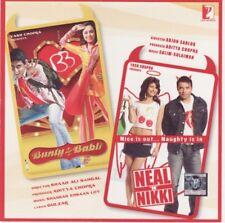 OST -  Bunty Aur Babli & Neal 'N' Nikki - CD -