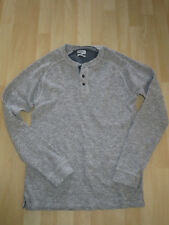 Men's Size Medium Grey Top from Next