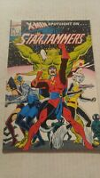 X-Men Spotlight on Starjammers #1 1990 Marvel Comics