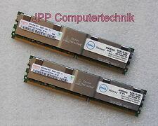 8GB 2x 4GB RAM DELL PowerEdge 2950 99L0180-001.A00LF Speicher FB DIMM PC2-5300F