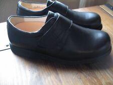 New-Mt. Emey Slap-Over Strap Men's Therapeutic Extra Depth Shoe Size 11 D (A036)