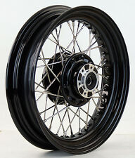 16x3.5 front wheel 40 spokes 2014 2015 2016 Indian Chief 1522282-156 Black