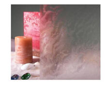 """Clear Rippled Glass Static Cling Window Film, 36"""" Wide x 1 yd. Sold by the yard"""