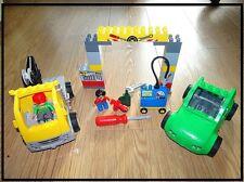 Lego Duplo 5641 Toolo Werkstatt LKW Auto Busy Garage & Schraubendreher