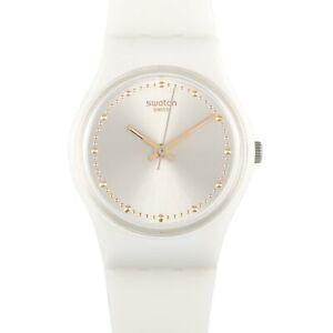 Swatch White Mouse 25mm Quartz Ladies' Watch LW148
