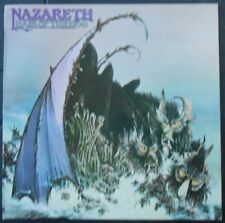 Nazareth Hair Of The Dog 33T LP france french pressing ufo label 6370 405