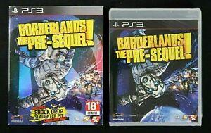 Borderlands: The Pre-Sequel (Sony PlayStation 3, 2014)