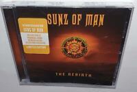 SUNZ OF MAN THE REBIRTH (2019) BRAND NEW SEALED CD WU-TANG CLAN CAPPADONNA