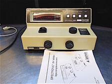 Spectronic 20d Spectrophotometer Model 333183 S3192