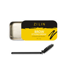 Eyebrow Shaping Soap Long Lasting Eye Brow Makeup Styling Gel Wax with Brush