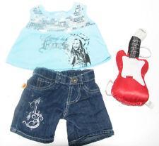 Build-a-Bear Hannah Montana Outfit & Guitar