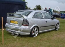 Vauxhall Astra MK4 Rear boot spoiler OPC look (1362)