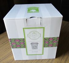 """Scentsy """"Live Simply"""" electric wax warmer - Nr"""