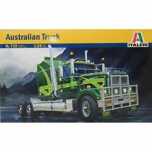 ITALERI 719 Australian Truck 1:24 Model Truck Kit